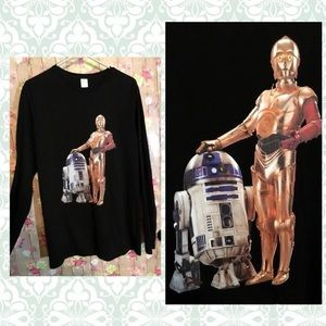 Star Wars long sleeve